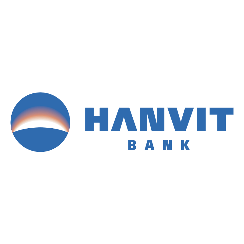 Hanvit Bank vector logo