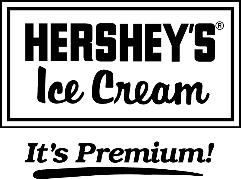 Hersheys Ice Cream vector