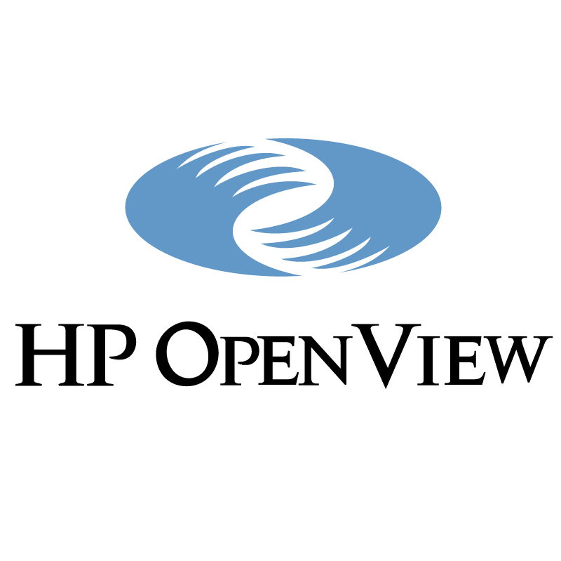 HP OpenView vector logo