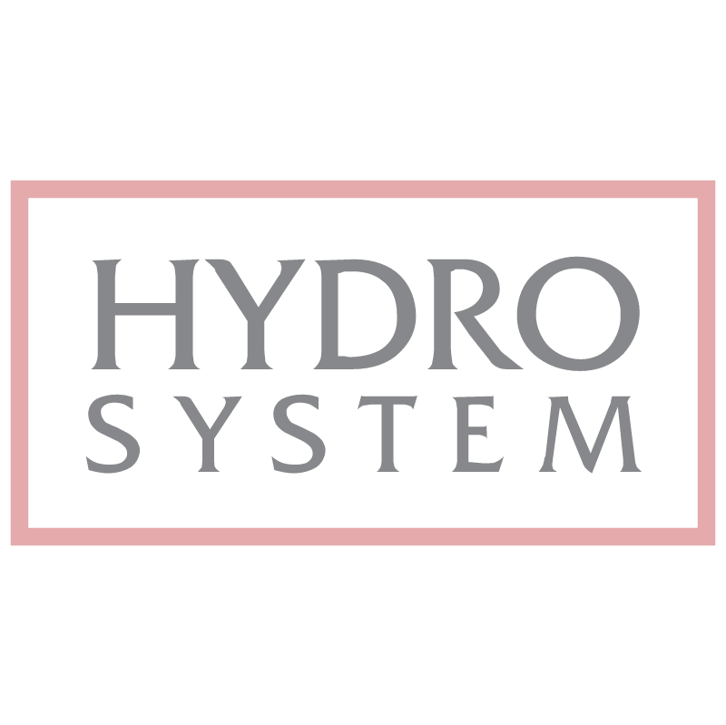 Hydro System vector