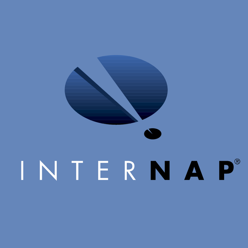 Internap vector logo