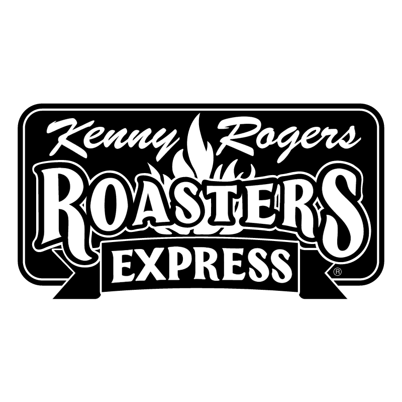 Kenny Rogers Roasters Express vector
