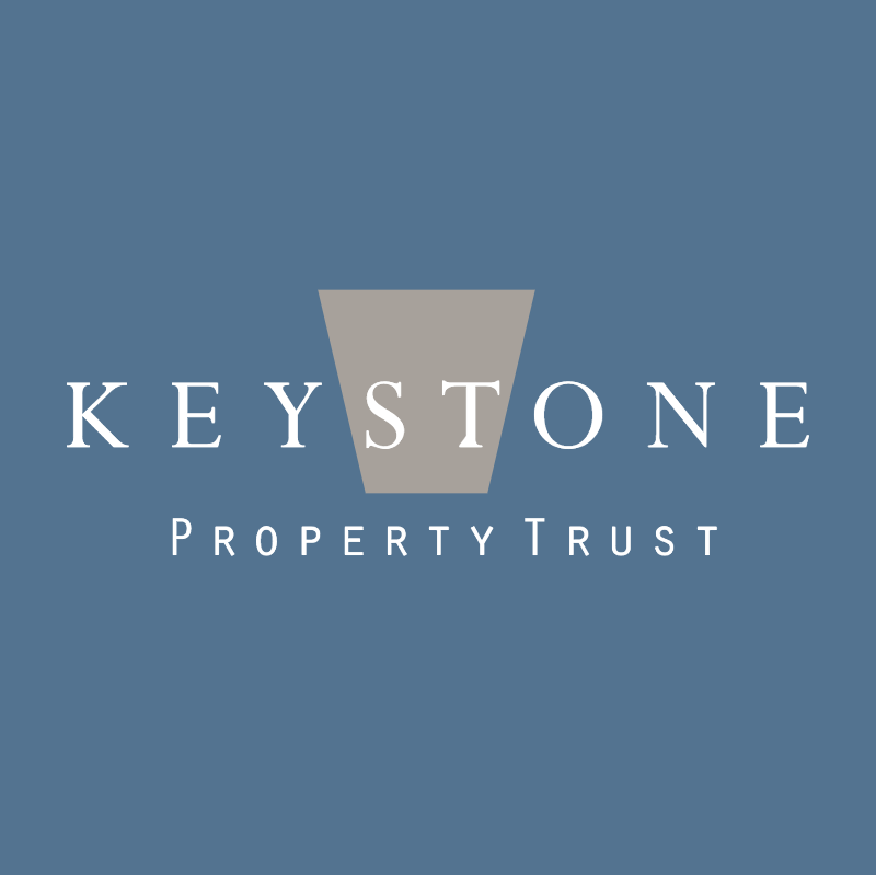 Keystone Property Trust vector