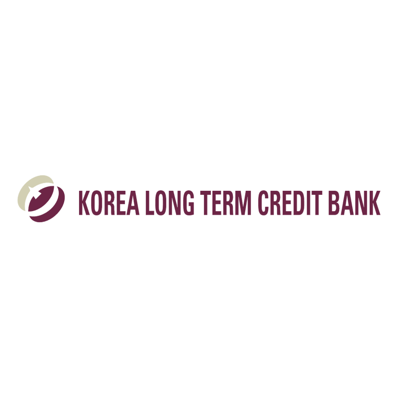 Korea Long Term Credit Bank vector