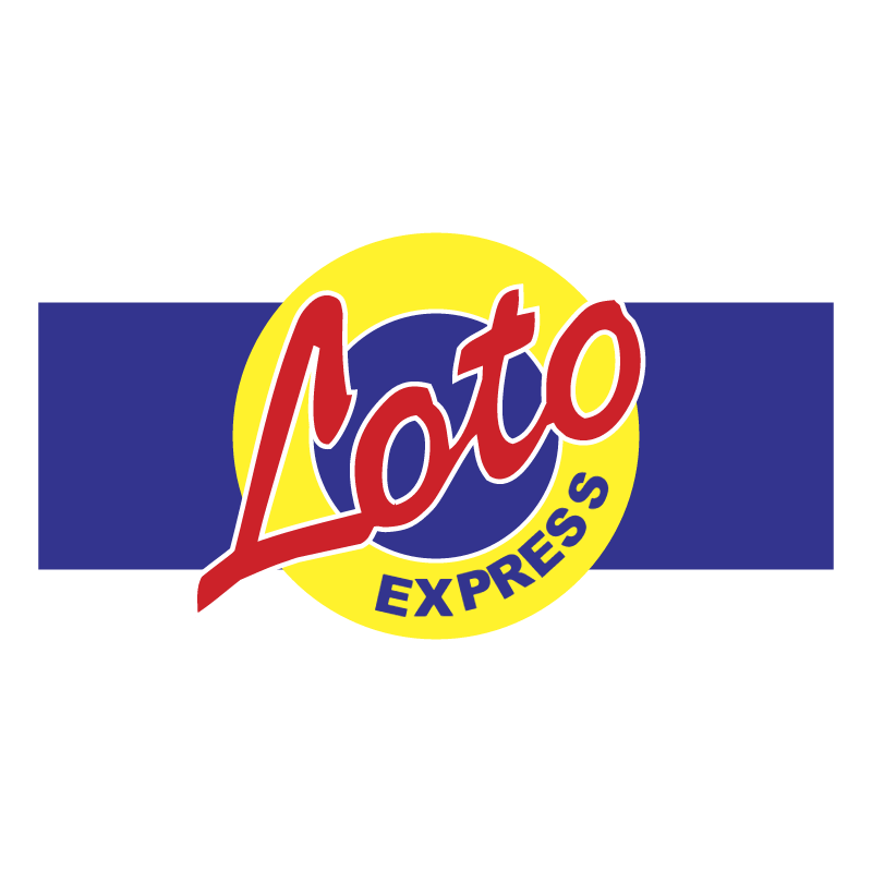 Loto Express vector