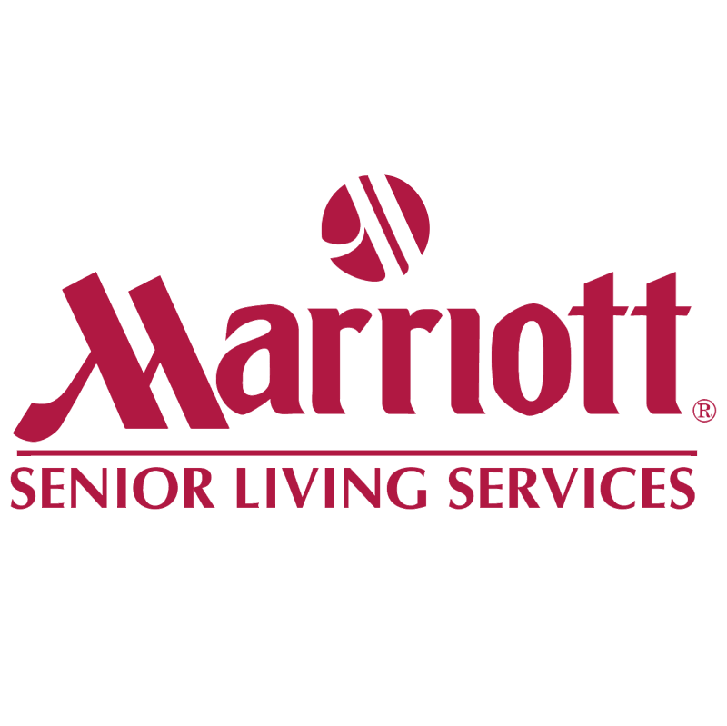 Marriott Senior Living Services vector