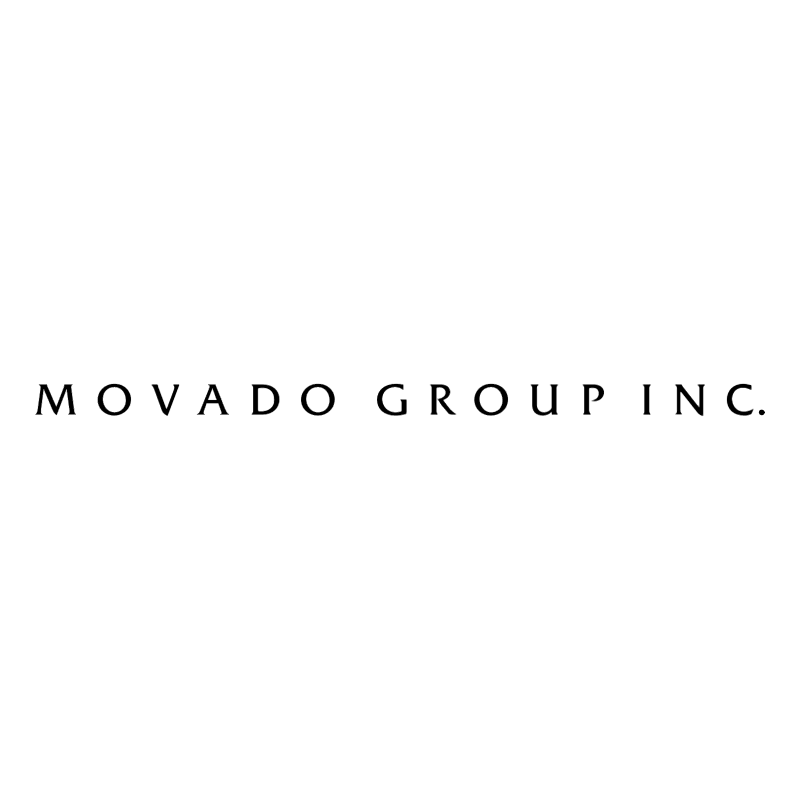 Movado Group vector