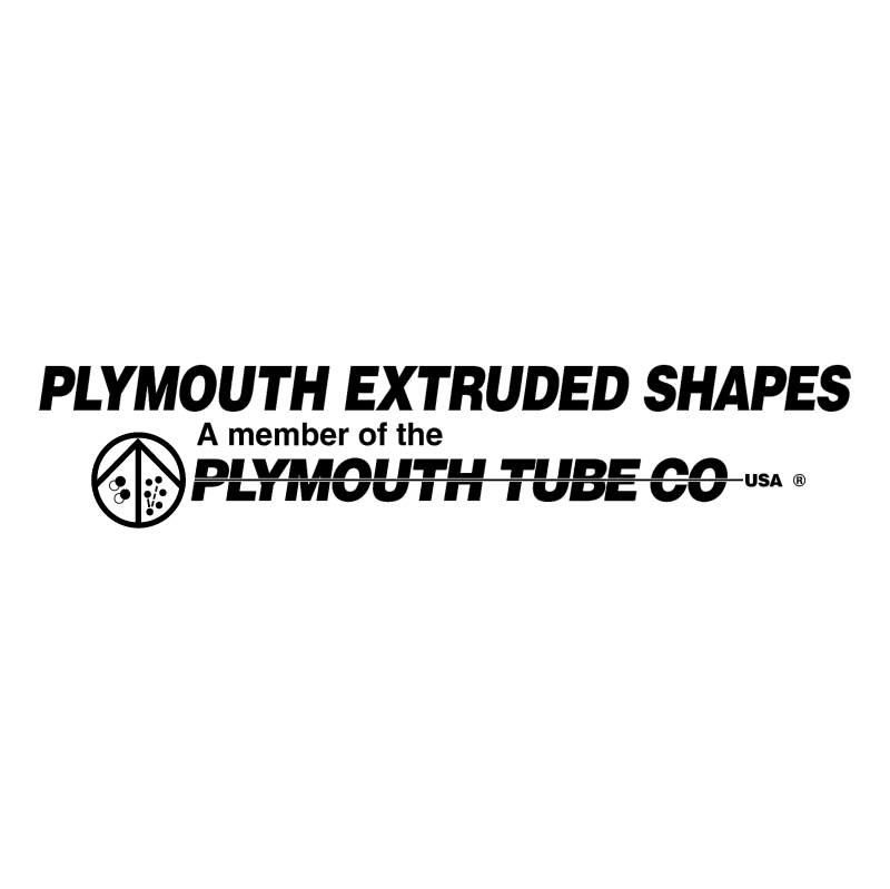 Plymouth Extruded Shares vector