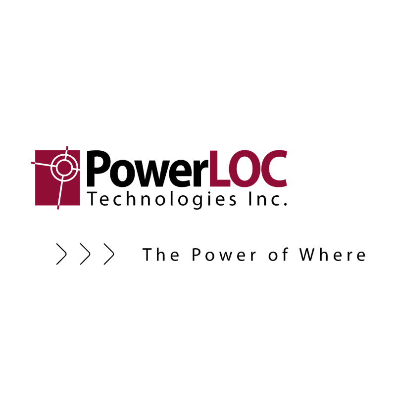 PowerLOC Technologies vector logo