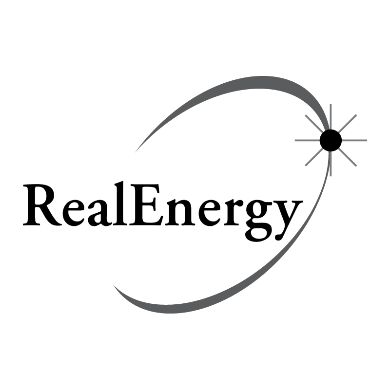RealEnergy vector logo