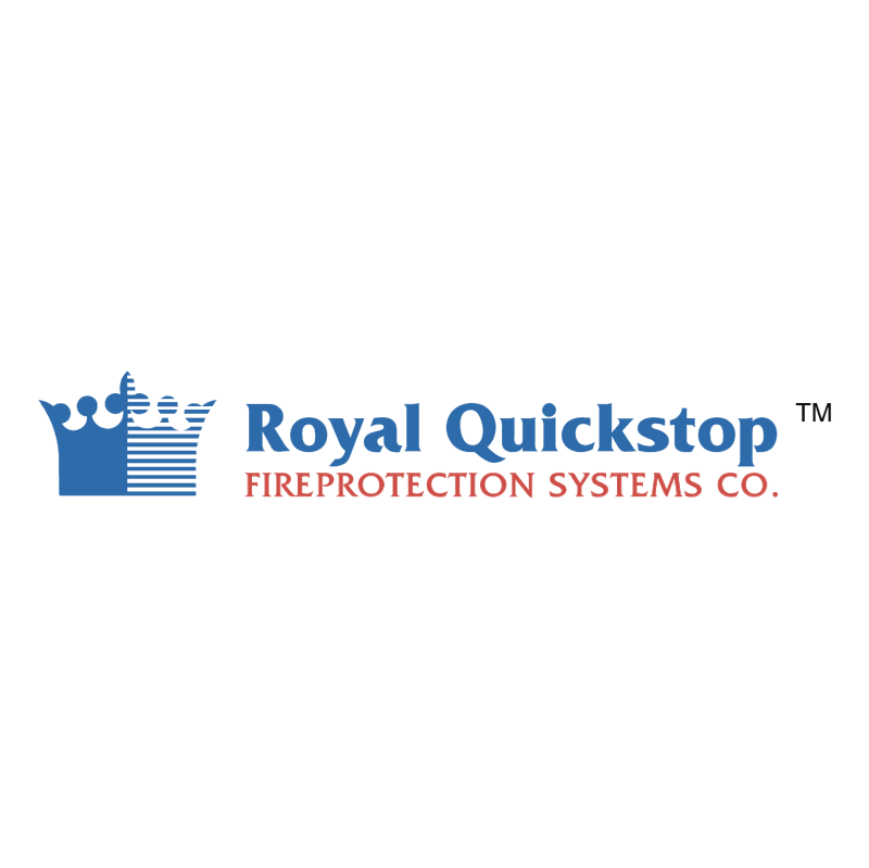 Royal Quickstop vector logo