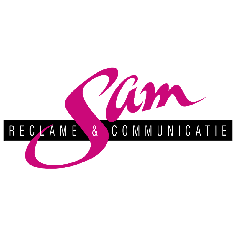 Sam Reclame & Communicatie vector