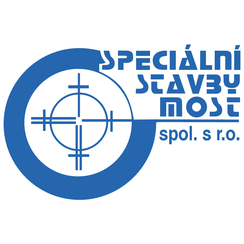 Specialni Stavby Most vector logo