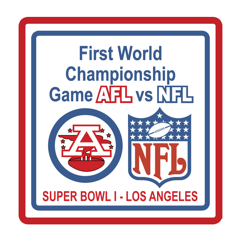 Superbowl 1 vector