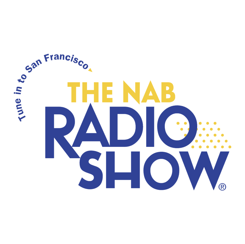 The NAB Radio Show vector