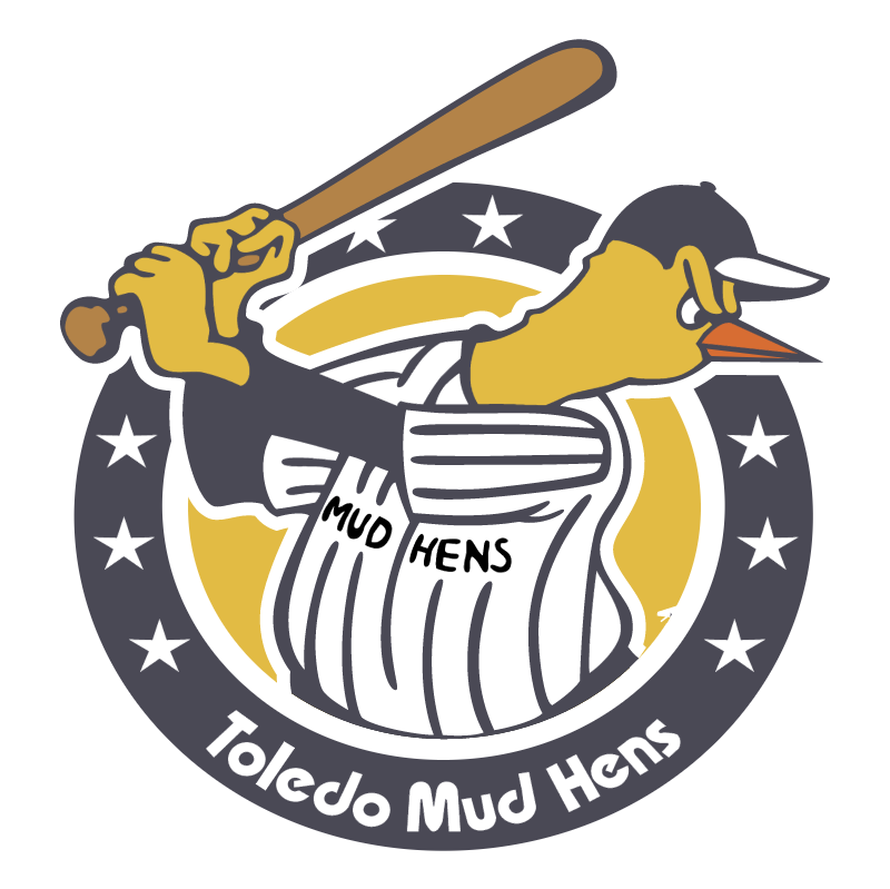 Toledo Mud Hens vector