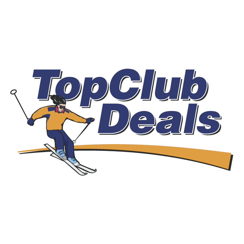 TopClub Deals vector logo