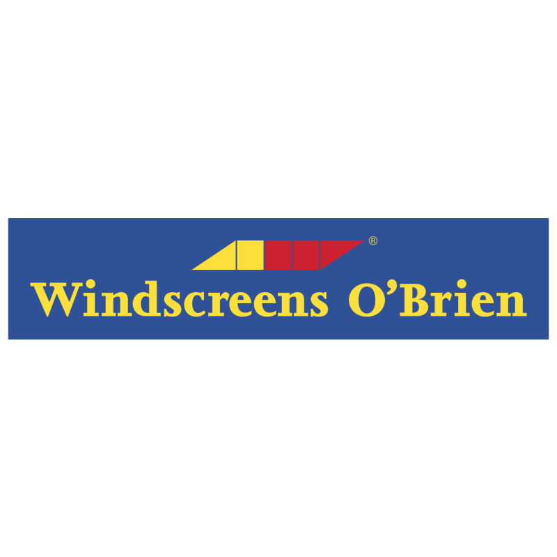 Windscreens O'Brien vector logo
