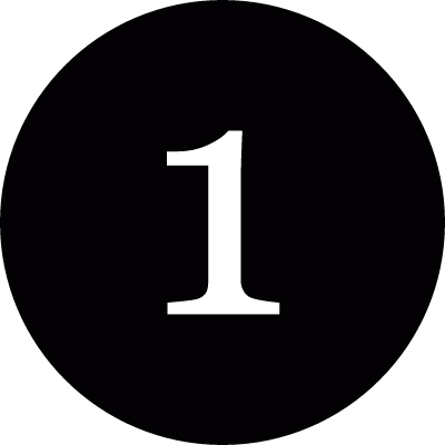 Number one vector logo