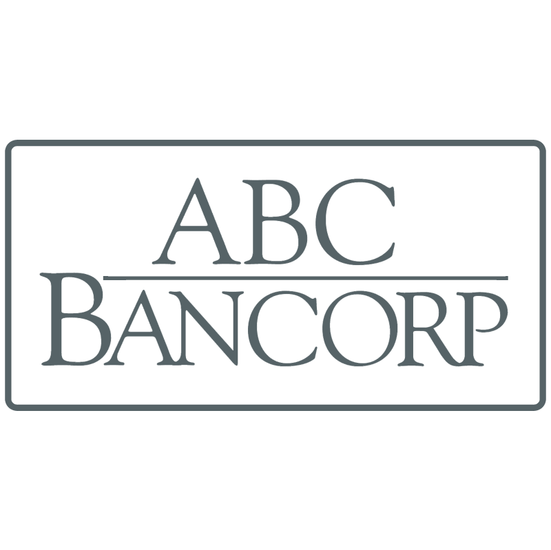 ABC Bancorp vector