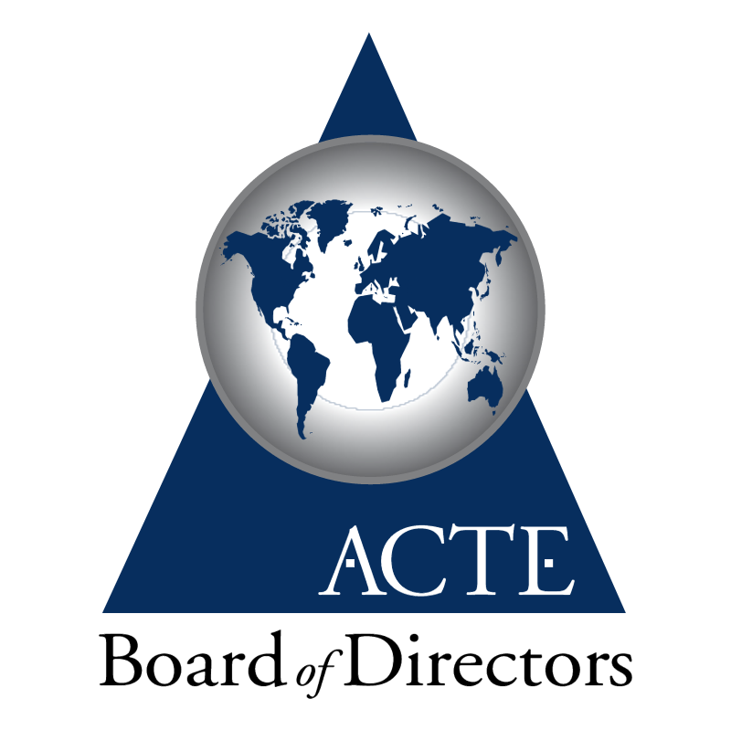 ACTE Board of Directors vector