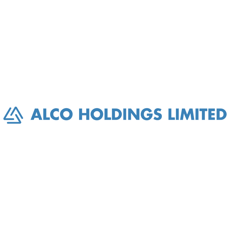 Alco Holdings Limited 34048 vector