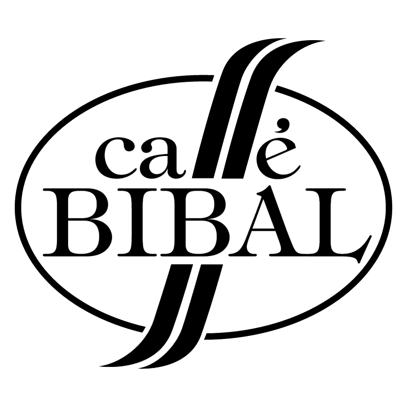 Bibal Cafe vector