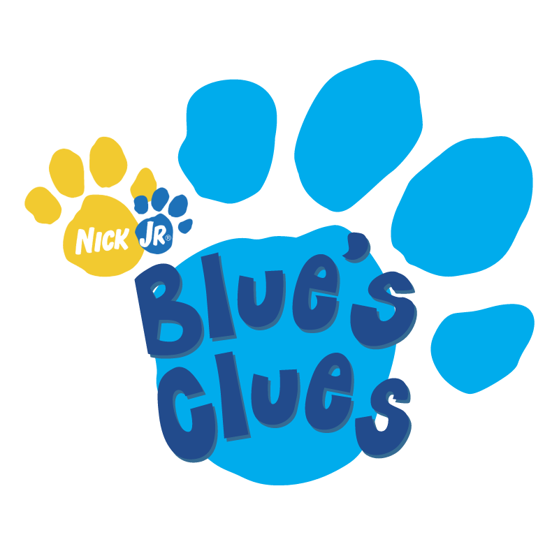 Blue's Clues vector