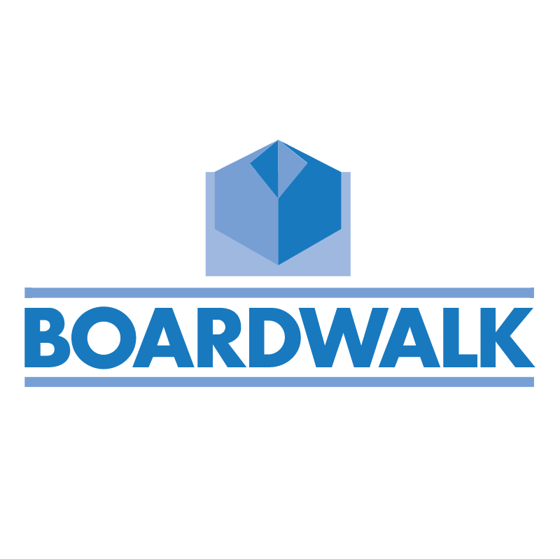 Boardwalk vector