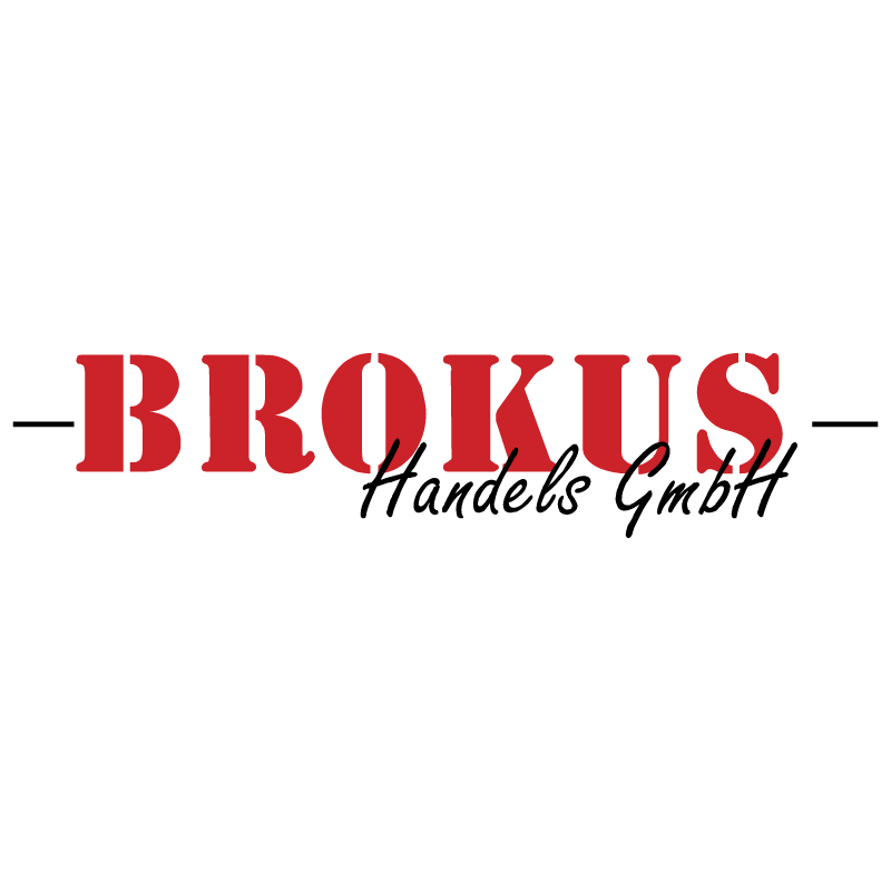 Brokus vector logo