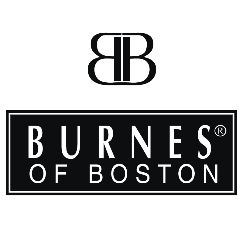 Burnes Of Boston vector logo