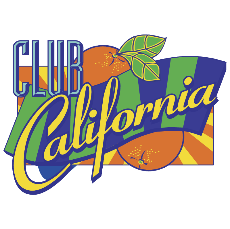 California Club vector logo