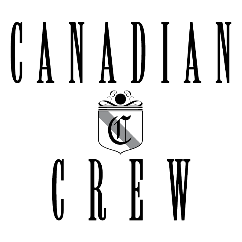 Canadian Crew vector