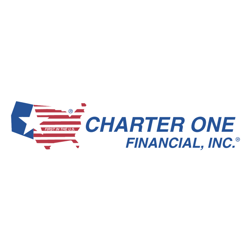 Charter One Financial vector