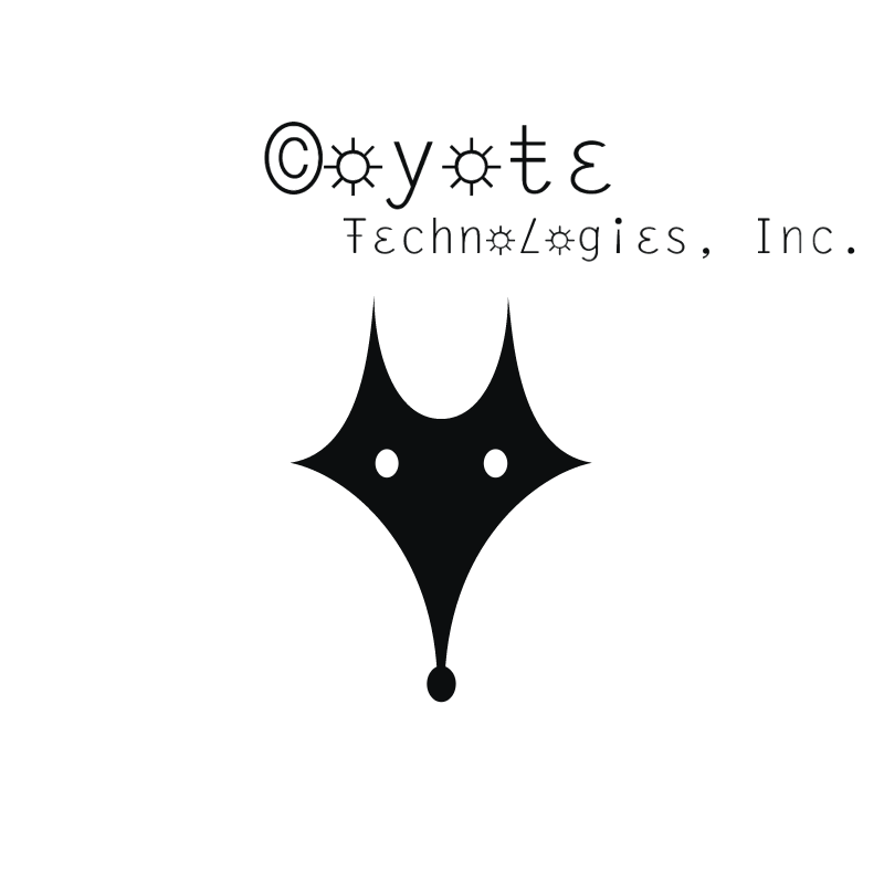 Coyote Technologies vector