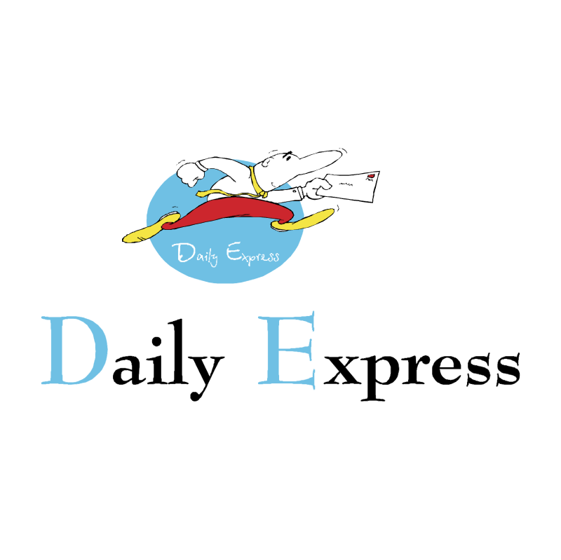 Daily Express vector
