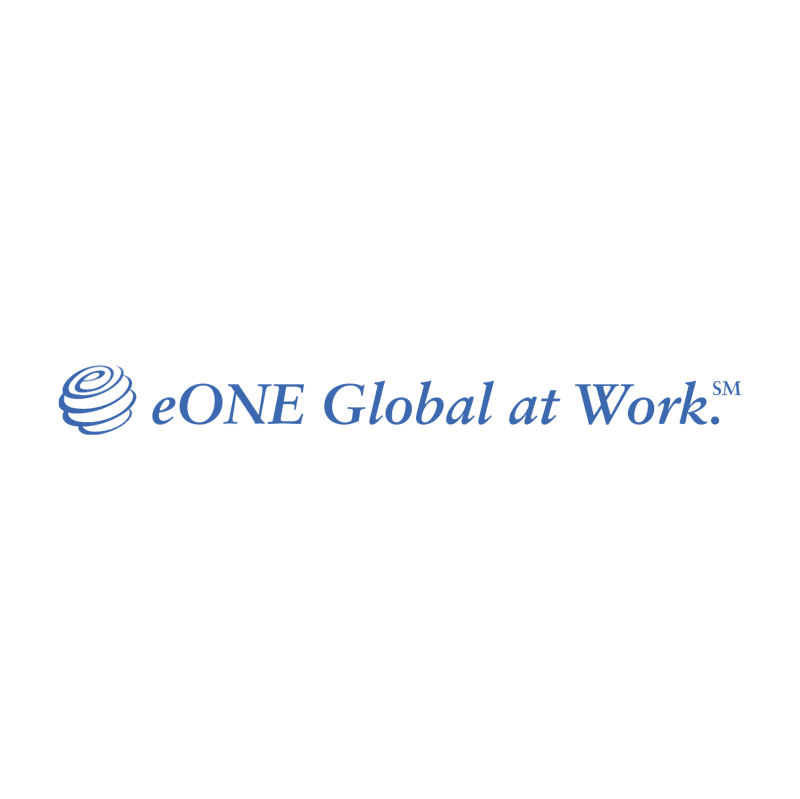 eONE Global at Work vector