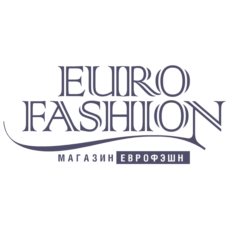 Euro Fashion vector