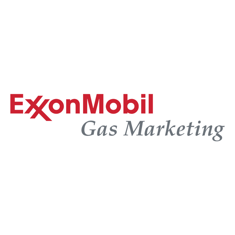 ExxonMobil Gas Marketing vector