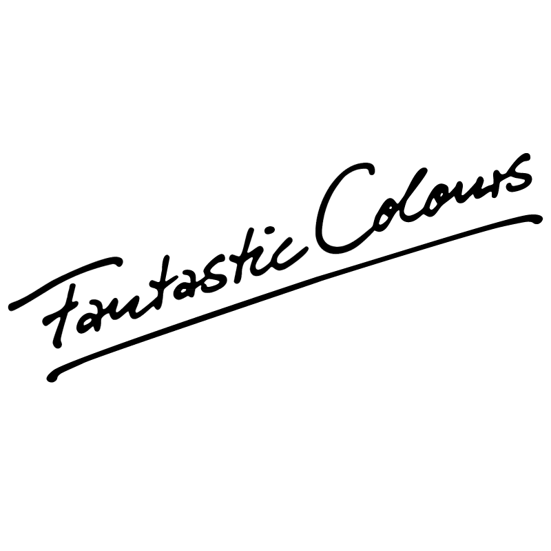 Fantastic Colours vector logo