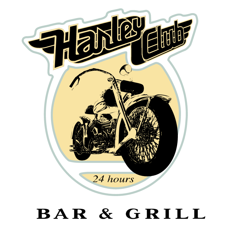 Harley Club vector