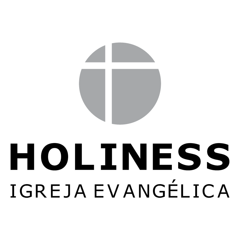 Holiness vector logo
