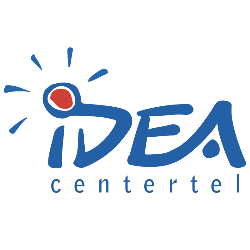 Idea Centertel vector logo