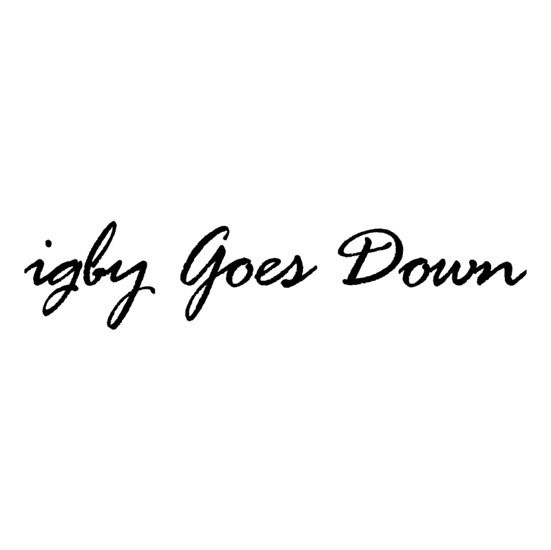 Igby Goes Down vector logo