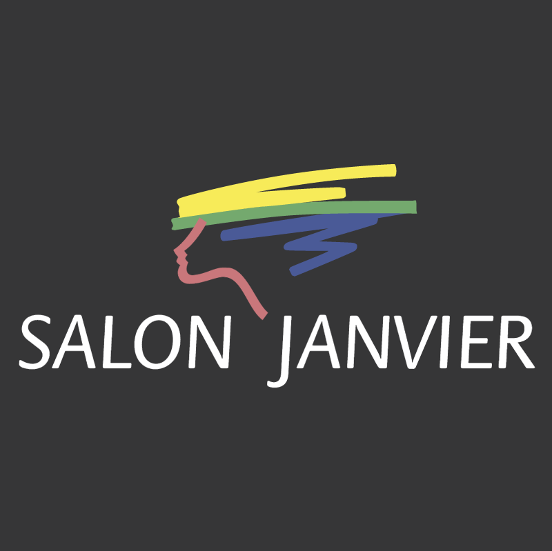 Janvier Salon vector