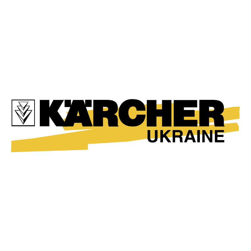 Kaercher Ukraine vector