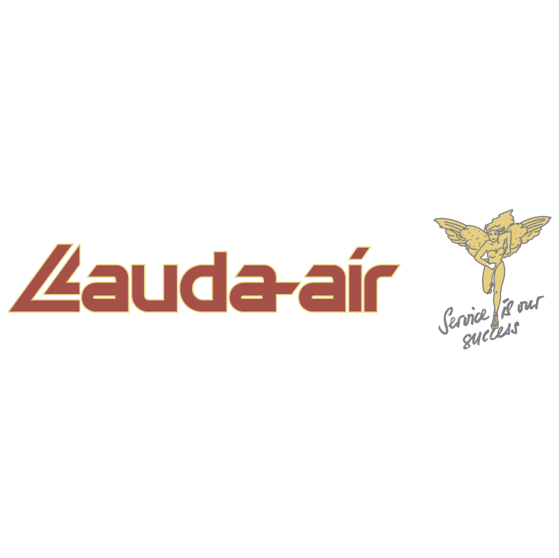 Lauda Air vector