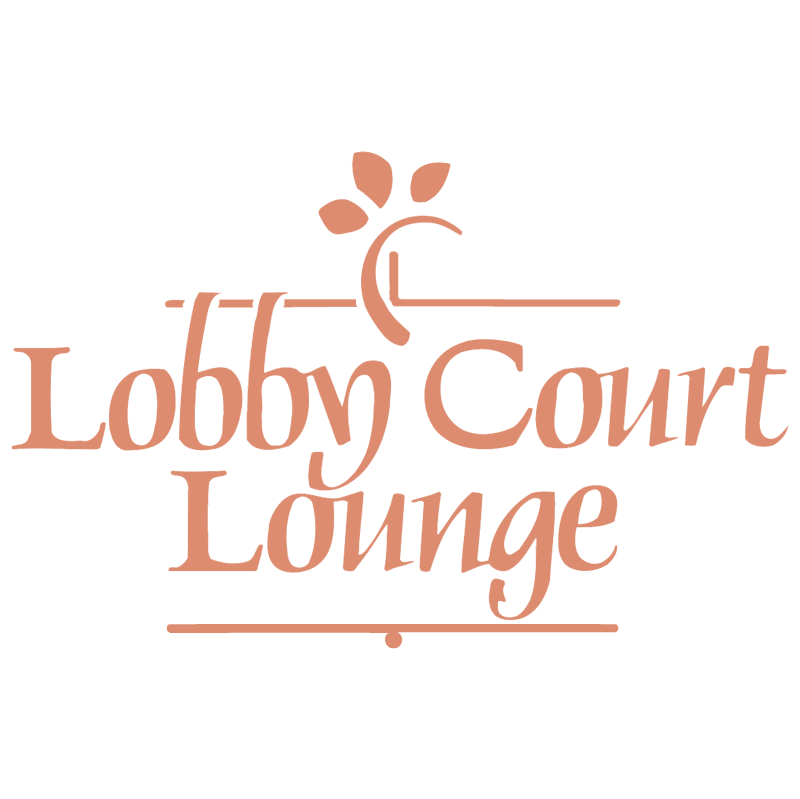 Lobby Court Lounge vector