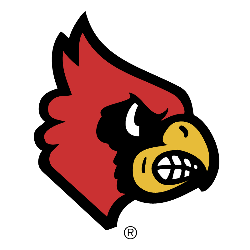 Louisville Cardinals vector