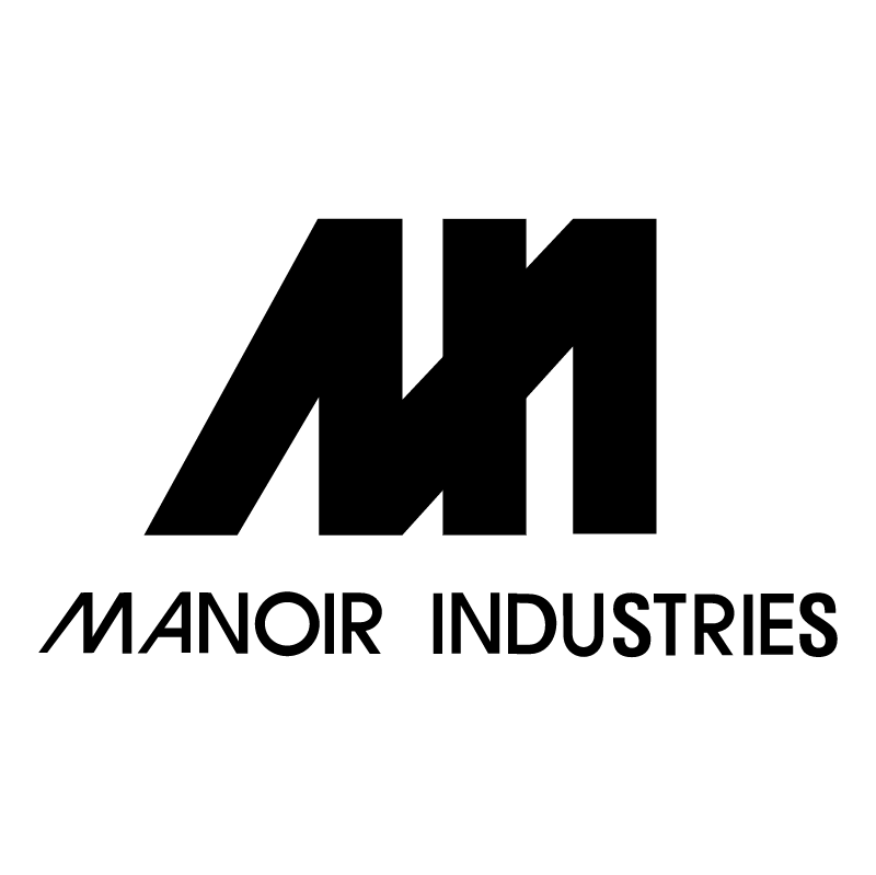 Manoir Industries vector logo